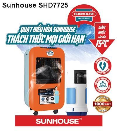 Quạt điều hòa Sunhouse SHD7725