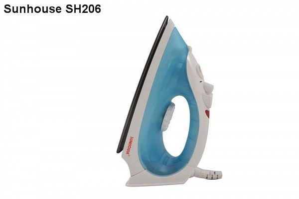 Bàn là hơi Sunhouse SH206