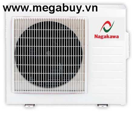Máy lạnh treo tường NAGAKAWA , 2 cục 1 chiều công suất 9000BTU, NS-C104