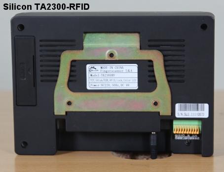Máy chấm công vân tay Silicon TA2300-RFID