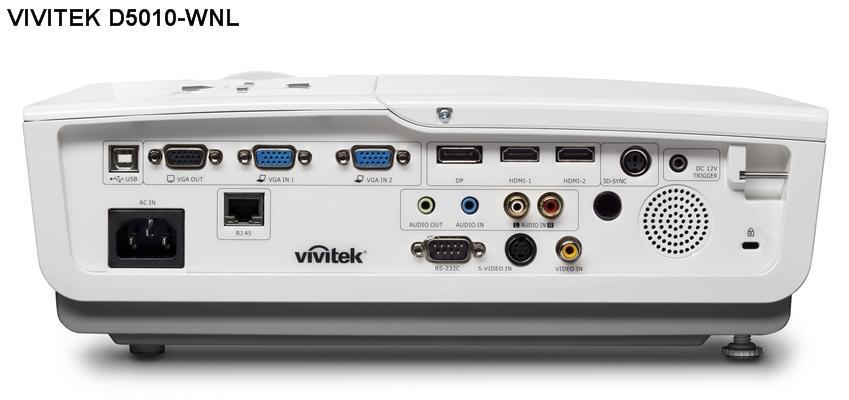 Máy chiếu đa năng Vivitek D5010-WNL