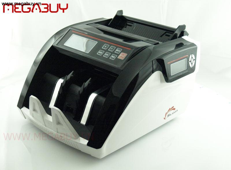 Máy đếm tiền Silicon MC-2350BN