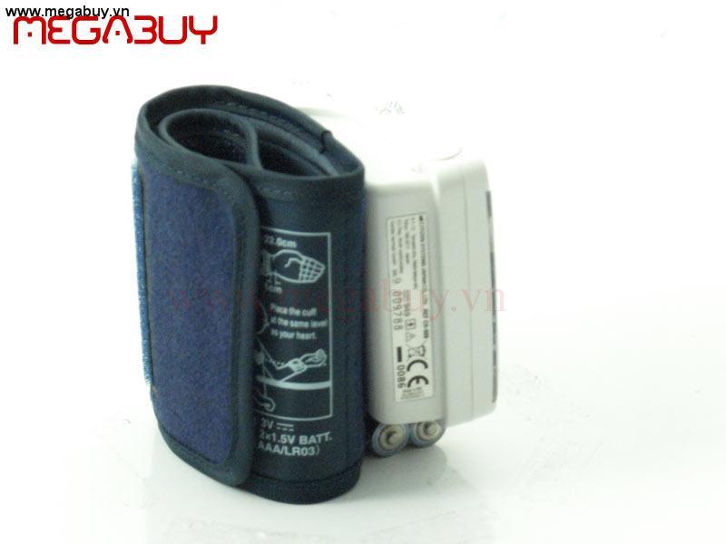 Máy đo huyết áp cổ tay Citizen, CH-608