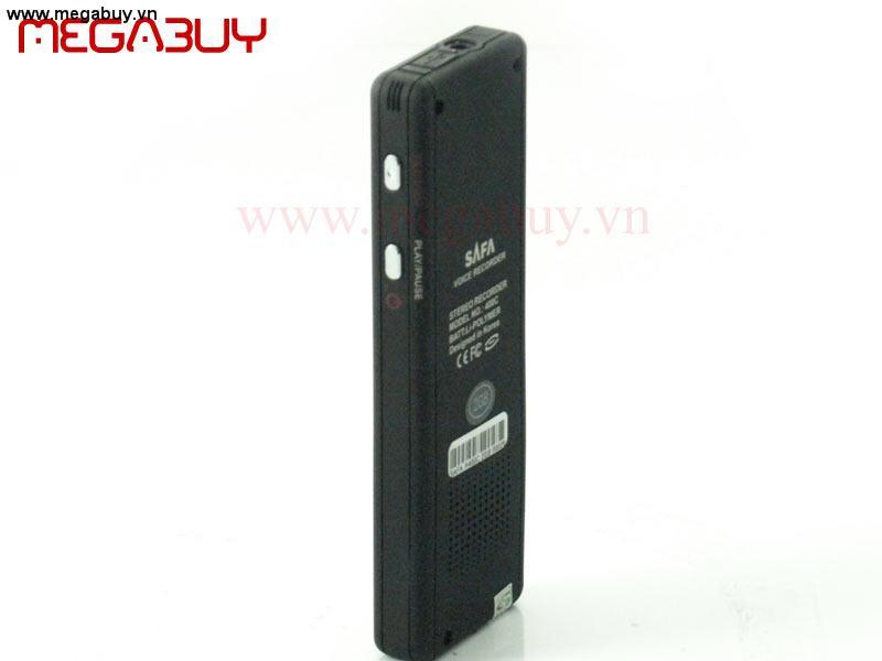 Máy ghi âm KTS DVR SAFA R400C-2Gb