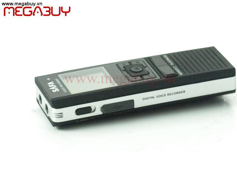 Máy ghi âm KTS DVR SAFA R600C 4Gb