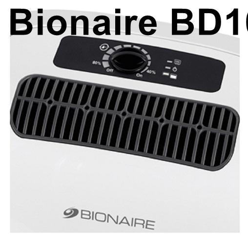 Máy hút ẩm Bionaire BD10 (10lít/ngày)