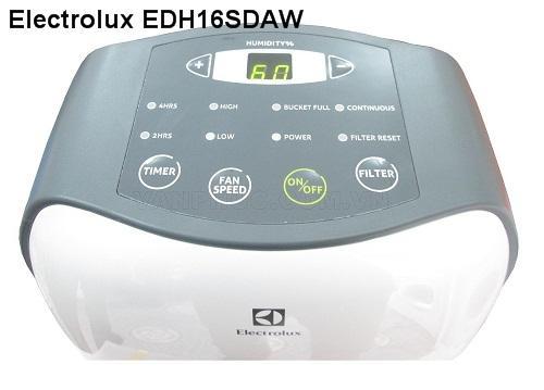 Máy hút ẩm Electrolux EDH16SDAW (16lít/ngày)