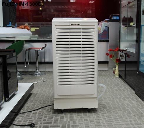 Máy hút ẩm công nghiệp FujiE HM-1500D bảng điều khiển LCD
