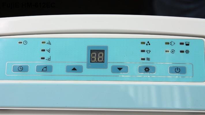 Máy hút ẩm dân dụng FujiE HM-612EC