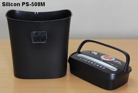 Máy huỷ tài liệu Silicon PS-508M