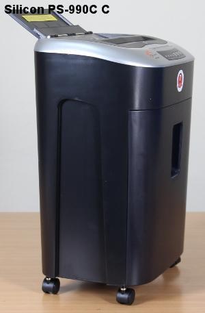 Máy hủy tài liệu Silicon PS-990C