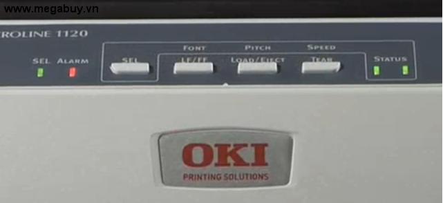 Máy in hóa đơn VAT OKI ML-1190