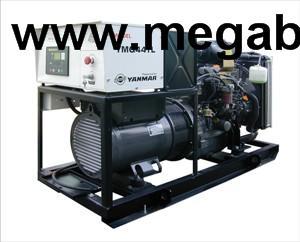 Máy phát điện dầu YANMAR - YMG44TL 30KVA