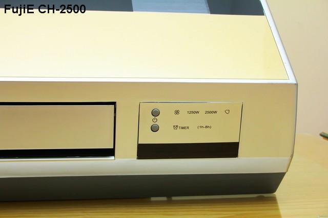 Quạt sưởi điều hòa Ceramic FujiE CH-2500