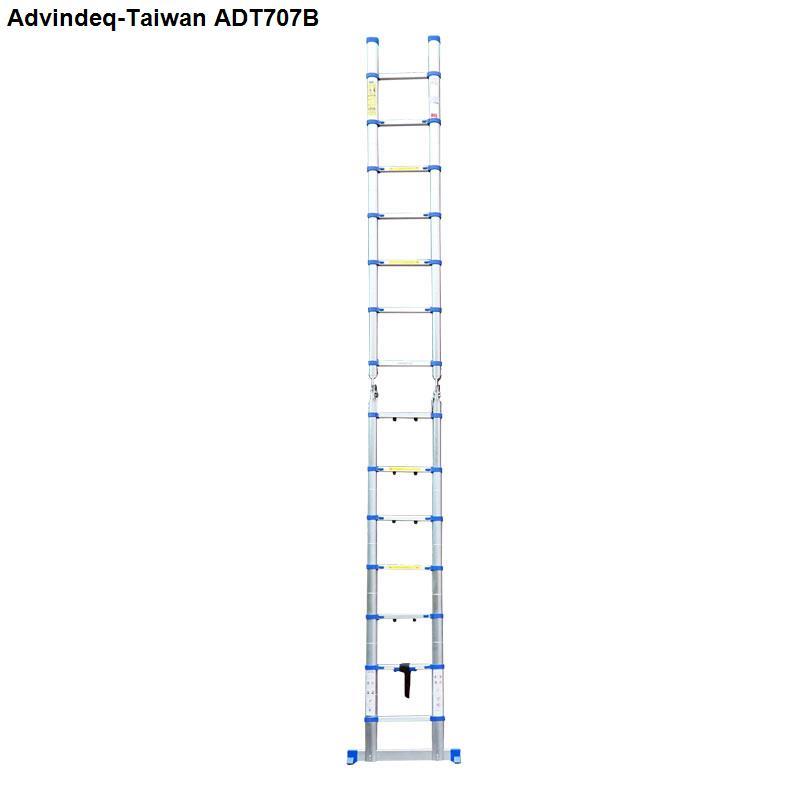 Thang nhôm rút gọn (chữ A) Advindeq ADT707B