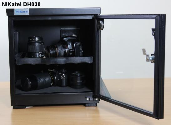 Tủ chống ẩm NIKATEI DH030 (cơ)