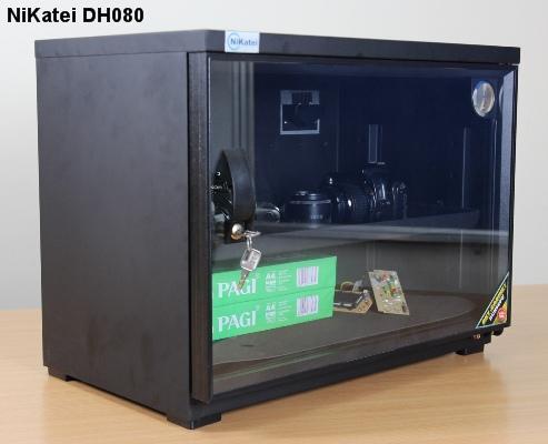 Tủ chống ẩm NIKATEI DH080 (cơ)