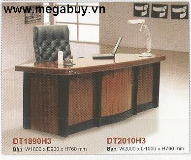 Bàn giám đốc Hòa Phát DT1890H3