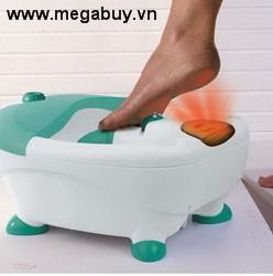Bồn massage chân hồng ngoại LAICA BF2011