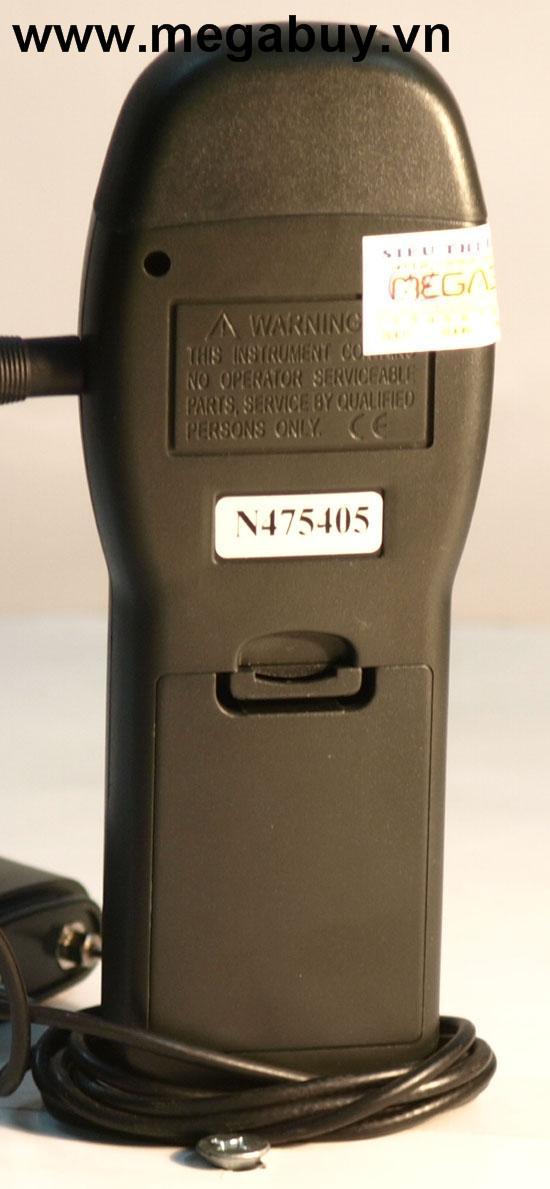 Đồng hồ đo độ ẩm đa năng TigerDirect MC-7825PS