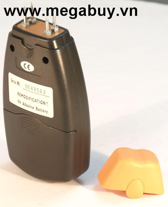 Đồng hồ đo độ ẩm gỗ meter TigerDirect HMMD814