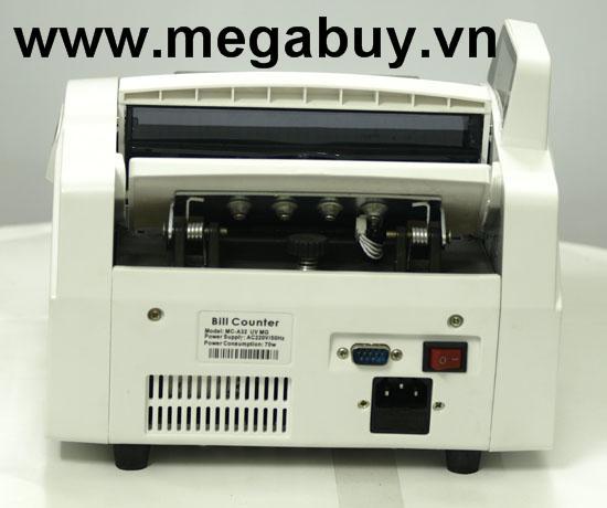 Máy đếm tiền Silicon MC-A32