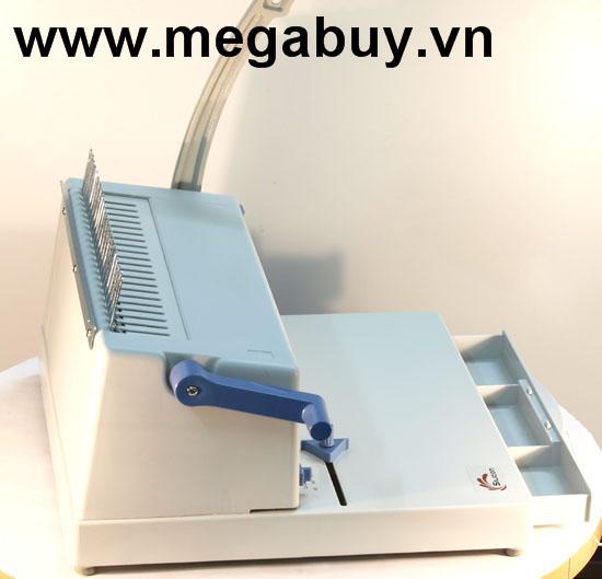 Máy đóng sách gáy nhựa Silicon BM-CB2000