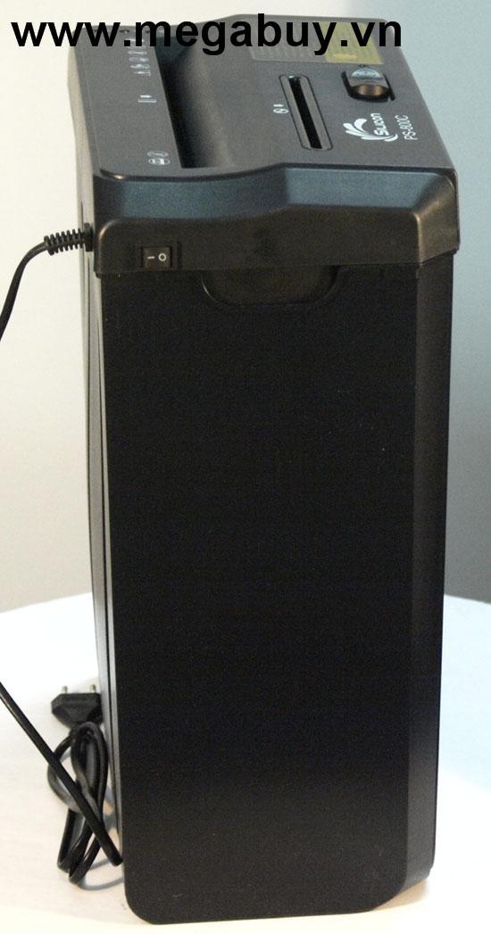 Máy hủy giấy Silicon PS-800C
