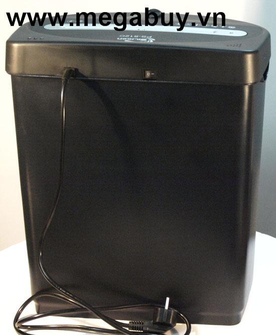 Máy hủy giấy Silicon PS-812C
