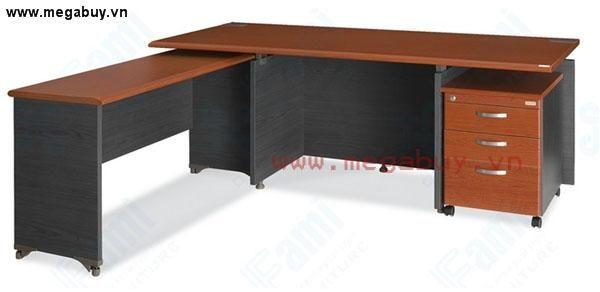 Bộ bàn giám đốc Fami SMD1800H-MB