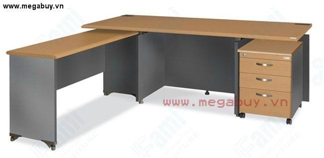 Bộ bàn giám đốc Fami SMD1800H-PO