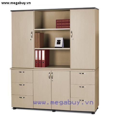 Bộ tủ tài liệu Fami SM8140H-MB