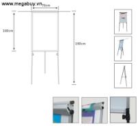 Bảng Flipchart Silicon FBYCR3 (70x100)