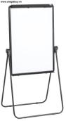Bảng Flipchart Silicon FB66 (KT:70X100) chân gấp chữ U new model