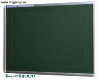 Bảng viết phấn cao cấp 1,2x0,6m