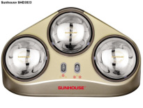 Đèn sưởi phòng tắm Sunhouse SHD3823