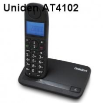 Điện thoại kéo dài Uniden AT4102
