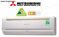 Điều hoà nhiệt độ Mitsubishi Heavy SRK 18CL17000BTU, 1 chiều dòng tiêu chuẩn