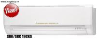 Điều hoà nhiệt độ Mitsubishi treo tường 1 chiều SRK/ SRC 19CKS