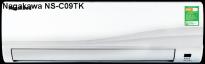 Điều hòa treo tường NAGAKAWA NS-C09AK, 9000BTU, 1 chiều