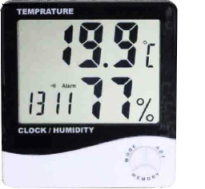 Đồng hồ đo độ ẩm, nhiệt độ M&MPRO HMHTC1