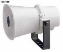 Loa nén phản xạ vành chữ nhật TOA SC-610