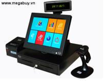 Máy tính tiền cảm ứng Topcash Pos QT-68