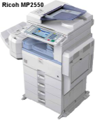 Máy Photocopy Ricoh Aficio MP 2550