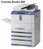 Máy Photocopy Toshiba e-Studio 600