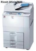 Máy Photocopy cũ  RICOH MP7500