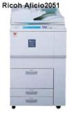 Máy Photocopy cũ  RICOH Aficio2051
