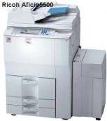 Máy Photocopy cũ  RICOH MP5500