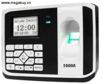 Máy chấm công Vân tay RONALD JACK 5000A Pro
