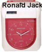 Máy chấm công thẻ giấy RONALD JACK  RJ-2200A
